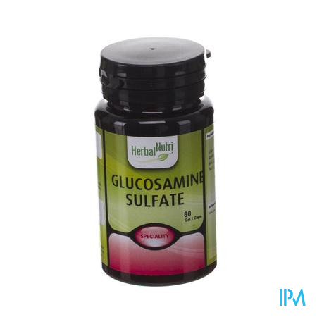 Herbalnutri Glucosamine Sulfate 500Mg 60 capsules