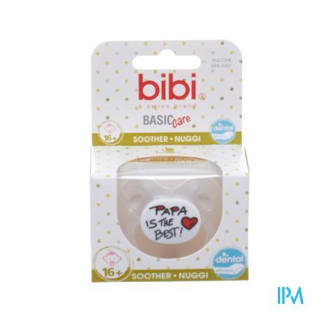 Farmawebshop - BIBI FOPSP MAMA PAPA BASIC CARE +16M