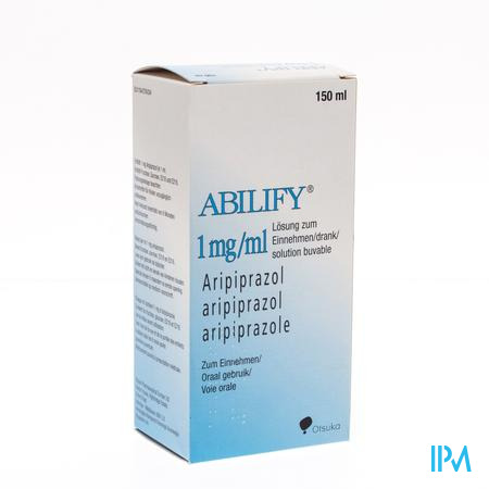 Abilify 1,0mg/ml Drank 150ml