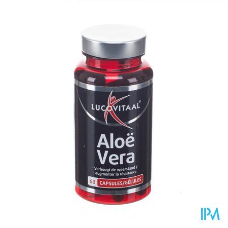 Lucovitaal Aloe Vera 60 tabletten