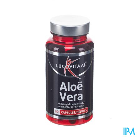 Lucovitaal Aloe Vera Comp 60