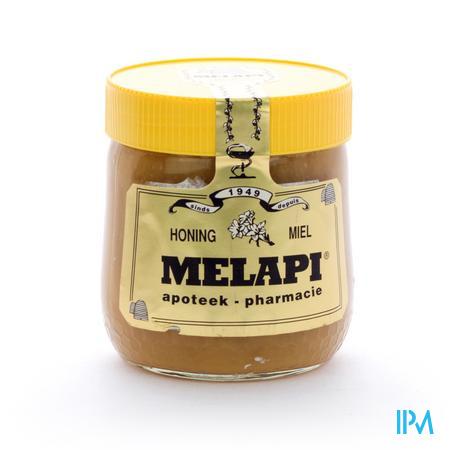 Melapi Honing Vast 500 g