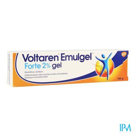 Voltaren Emulgel Forte 2 % Gel 150g
