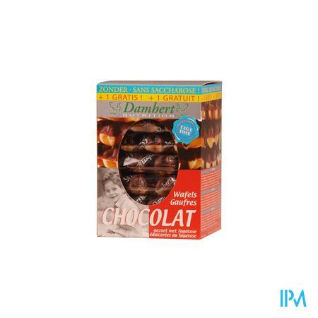 Damhert Gaufres au chocolat tagatose 150 g