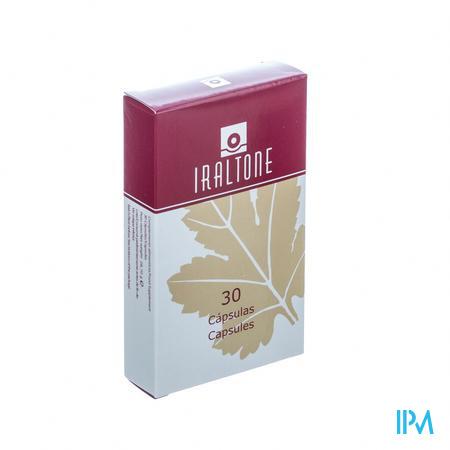 Iraltone Haaruitval - Broze Nagels 30 capsules