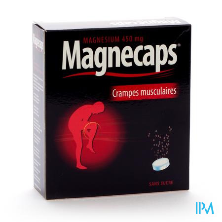 Magnecaps Crampes Musculaires Comp Eff. 30