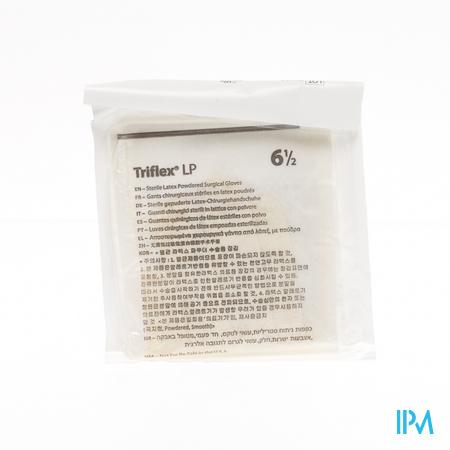 Handschoen Triflex Steriel Kleine Maat 6,5 2d7265lp 1 paar