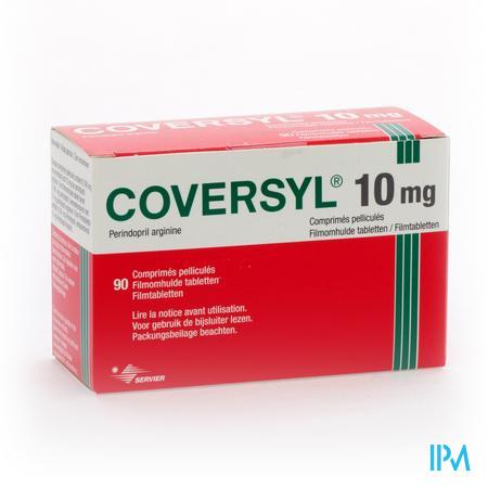 Coversyl Comp 90 X 10mg