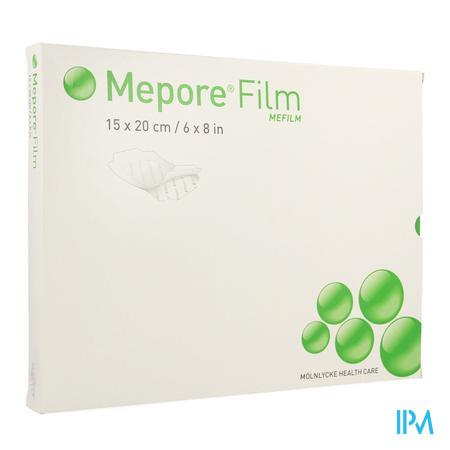 Mepore Film Verb Ster Tr. Adh 15x20cm 10 273000