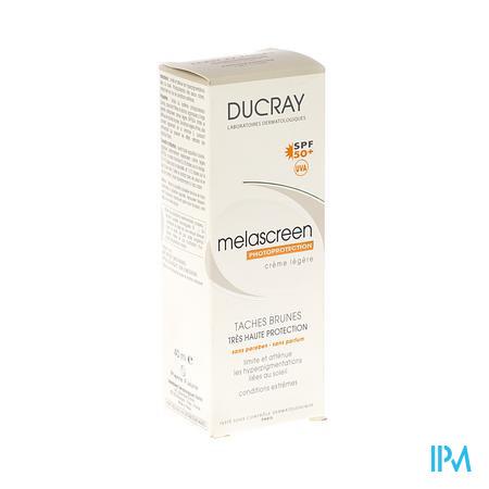 Ducray Melascreen Creme Légère SPF50+ 40 ml