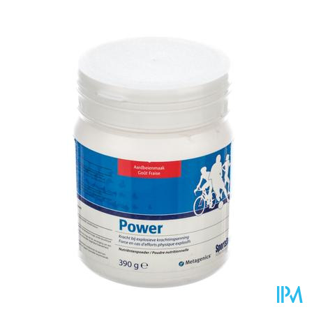 Sportstech Power 390 g poudre