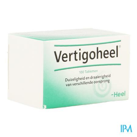 Vertigoheel Tabl 100