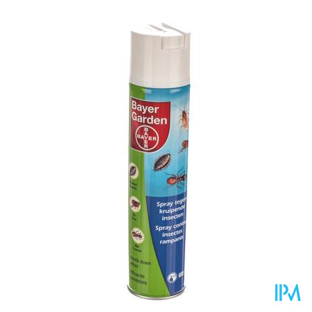 Bayer Home Spray Tegen Kruipende Insekten 600ml