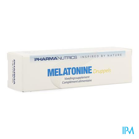 Melatonine Druppels 20ml Pharmanutrics