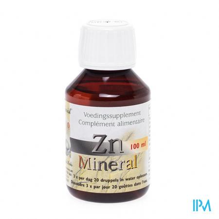 Herborist Zn-Mineral 0807A 100 ml