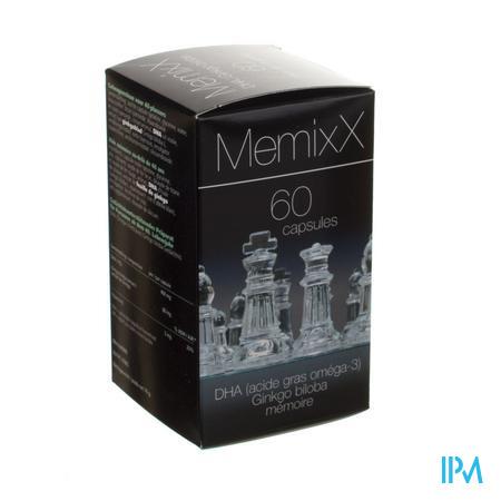 Farmawebshop - MEMIXX 60 capsules