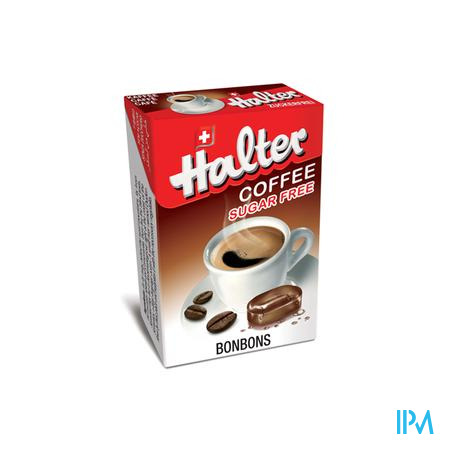 Halter Bonbon Cafe Ss 40 gr