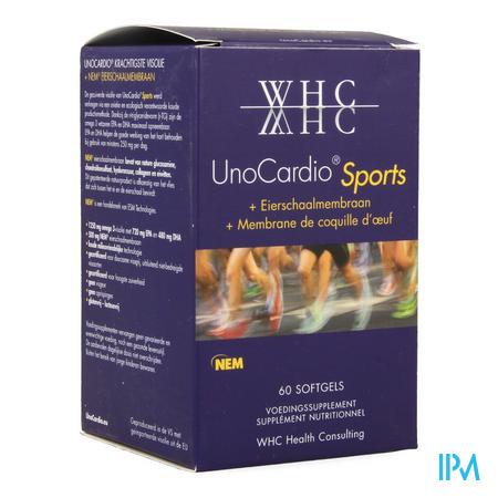Unocardio Sports Softgels 60