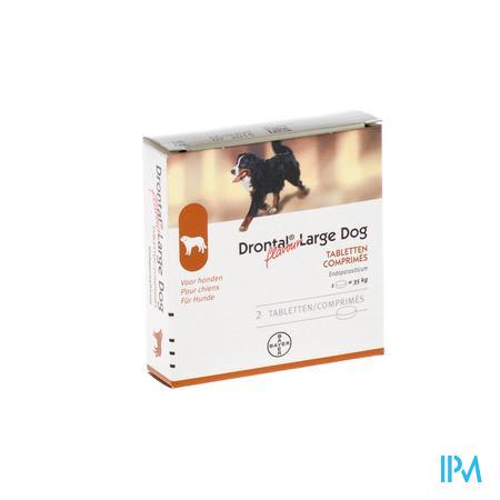 Drontal Large Dog Flavour Tabl 2