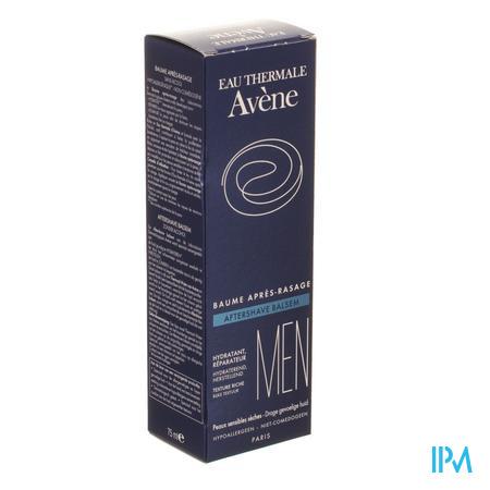 Avène Men NF Aftershave Balsem 75 ml