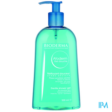 Bioderma Atoderm Douchegel 500 ml gel