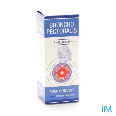 Broncho Pectoralis Pholcodine Sir 200ml