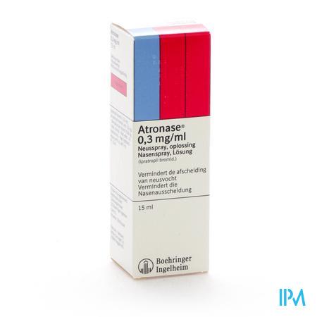 ATRONASE 0,03% MICRODOS NAS 15 ML