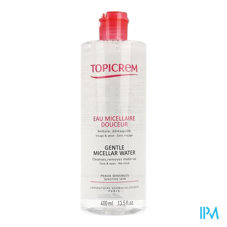 Topicrem Micellair Water 400ml