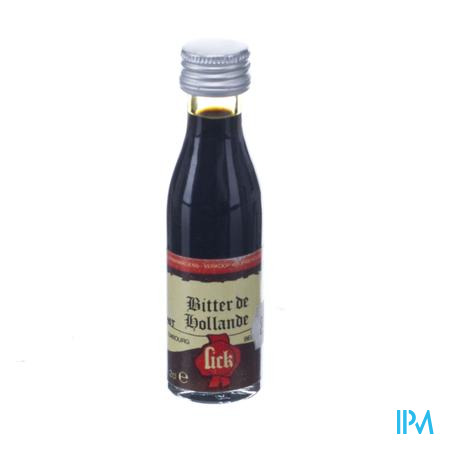 Lick Bitter De Hollande 20 ml