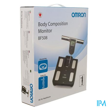 Omron BF508 Body Fat Meter 1 pièce