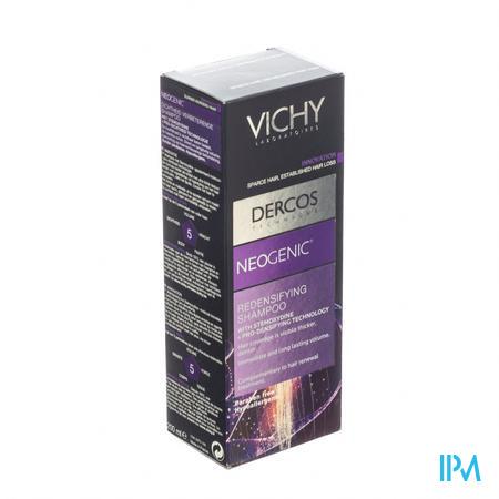 Vichy Dercos Neogenic Sh 200ml
