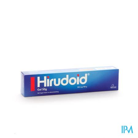 HIRUDOID 300 MG/100 G GEL. 50 G