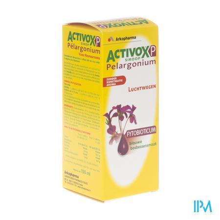 Activox Blauwe Bosbes 150 ml