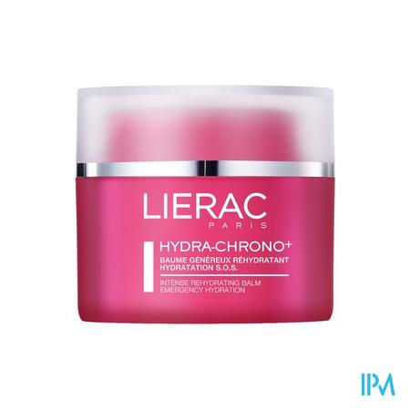 Lierac Hydra-Chrono + Baume Hydratant 40 ml