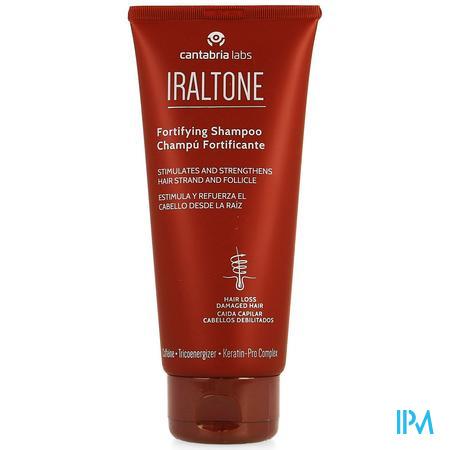 Iraltone Fortifying Shampoo Tube 200ml