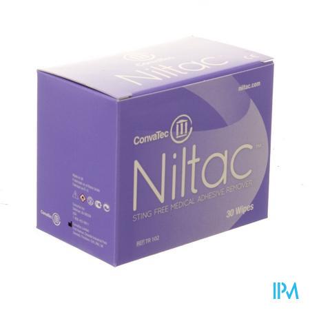 Trio Niltac Verwijderaar Med.kleefmid.z/alc Doek30