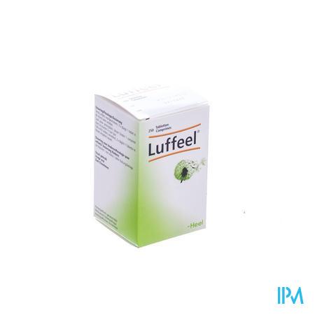Heel Luffeel 250 comprimés