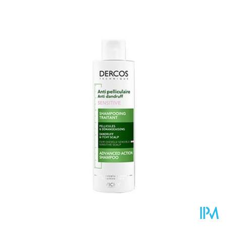 Vichy Dercos A/roos Sensitive Sh 2x200ml