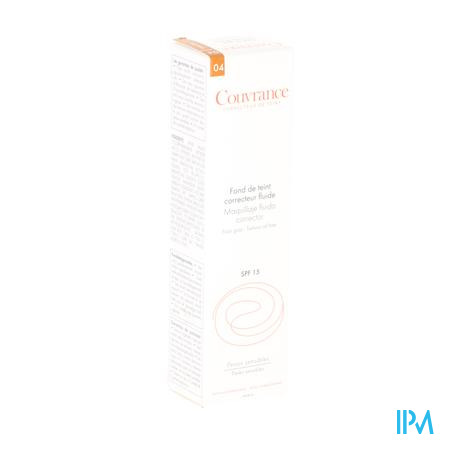 Avène Couvrance Vloeibare Foundation Honing SPF15 30 ml