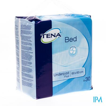Tena Bed Plus 60x60 Cm 30 pièces