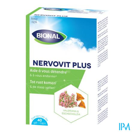 Bional Nervovit Tabl 40