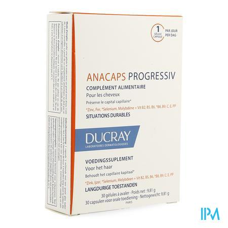 Ducray Anacaps Progresiv Caps 30