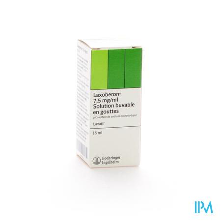 Laxoberon Gutt. 15ml