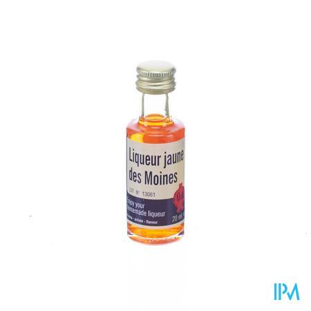 Lick Liqueur Jaune Des Moines 20 ml