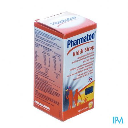 Pharmaton Kiddi Sir 100 ml