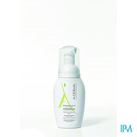 Aderma Exomega Schuimshampoo 125 ml