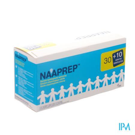 Naaprep Amp 30 + 10x5ml Promo Verv.2983591