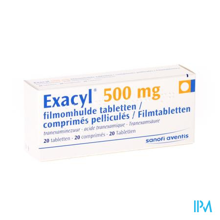 Exacyl Comp 20x500mg