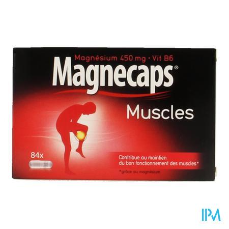Magnecaps Spierkrampen Caps 84