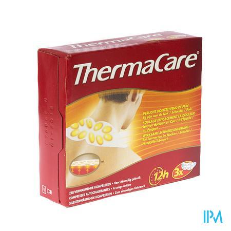 Thermacare Zelfverwarmende Kompressen Nek/Schouder/Pols 3 stuks